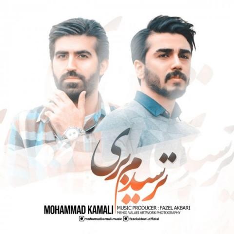 دانلود موزیک جدید محمد کمالی ترسیدم بری