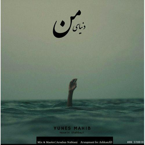 دانلود موزیک جدید یونس محیب و حسین شهبازی دنیای من