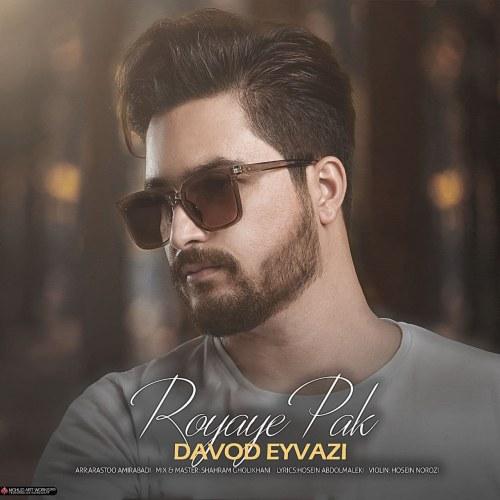 دانلود موزیک جدید داود عیوضی رویای پاک