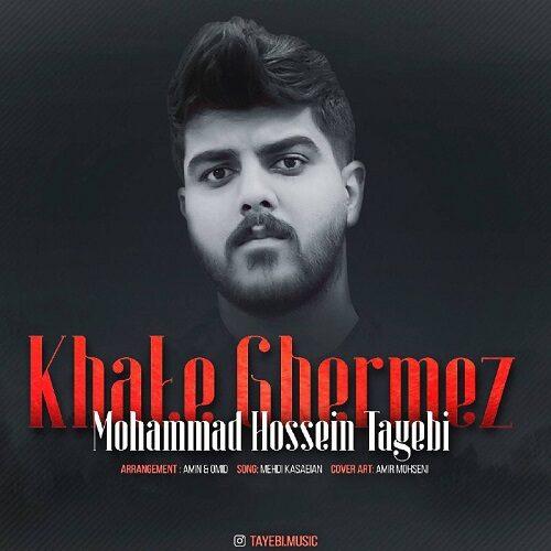 دانلود موزیک جدید محمد حسین طیبی خال قرمز